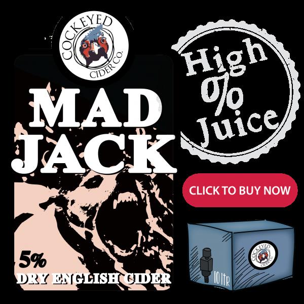 Mad Jack Cider- Apple Cider Online Buy