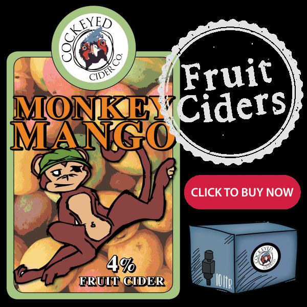 Monkey Mango - Buy Cider Online