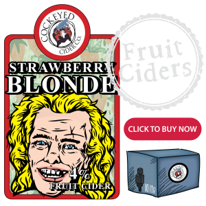 Strawberry Blonde - buy cider online