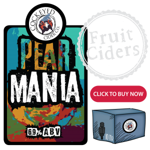 Pear Mania - Buy Cider online