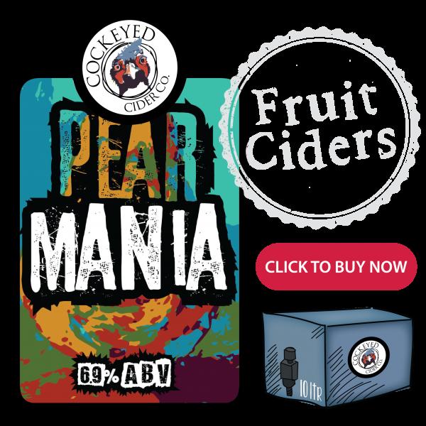 Pear Mania - Buy Cider online