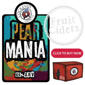Pear Mania - pear cider online
