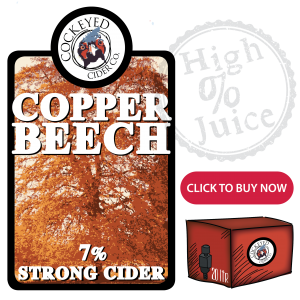 Copper Beach Strong Cider - Bulk Buy Cider
